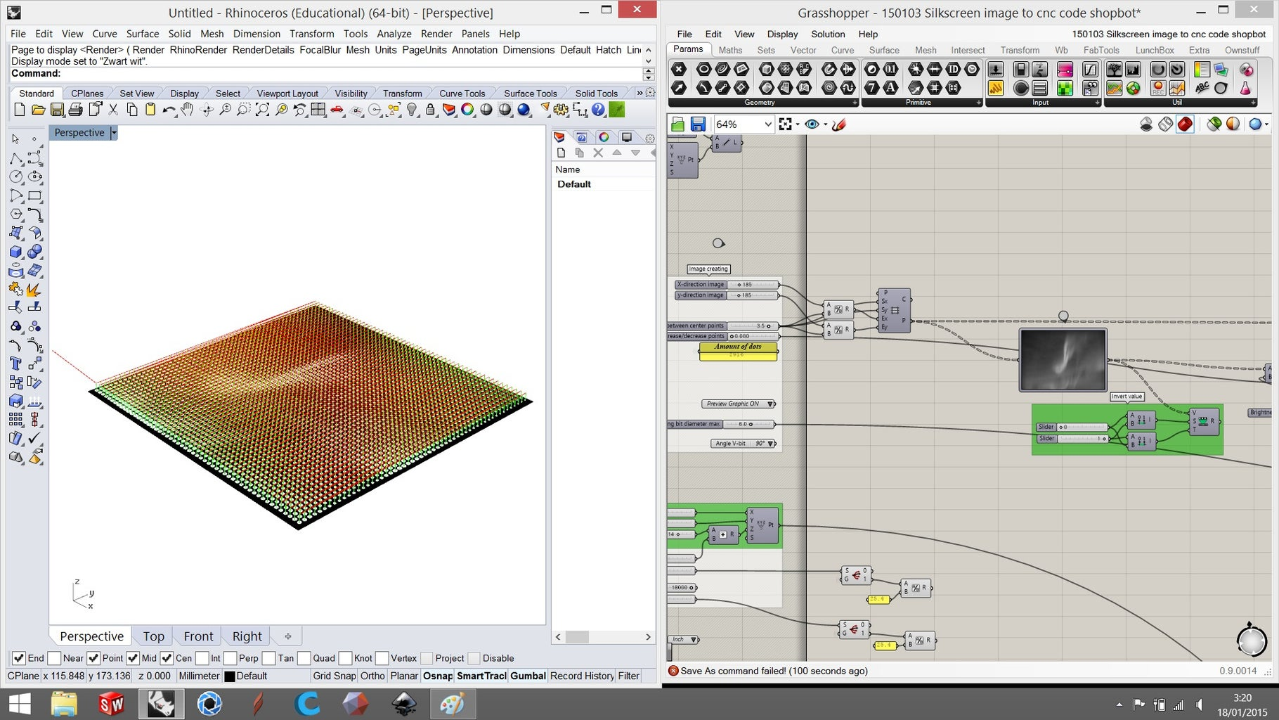 Generate Toolpaths & Test