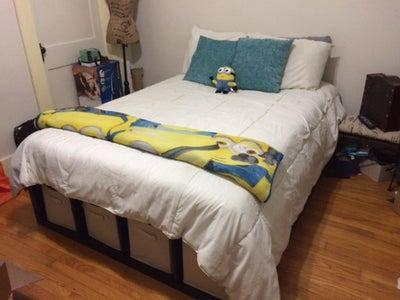 Make Your Bed! Enjoy