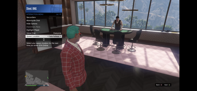If You Have a Casino Penthouse and Personal Dealer