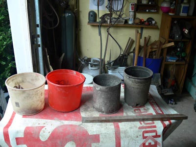 Making the Pot