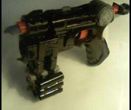 Modded Nerf Gun