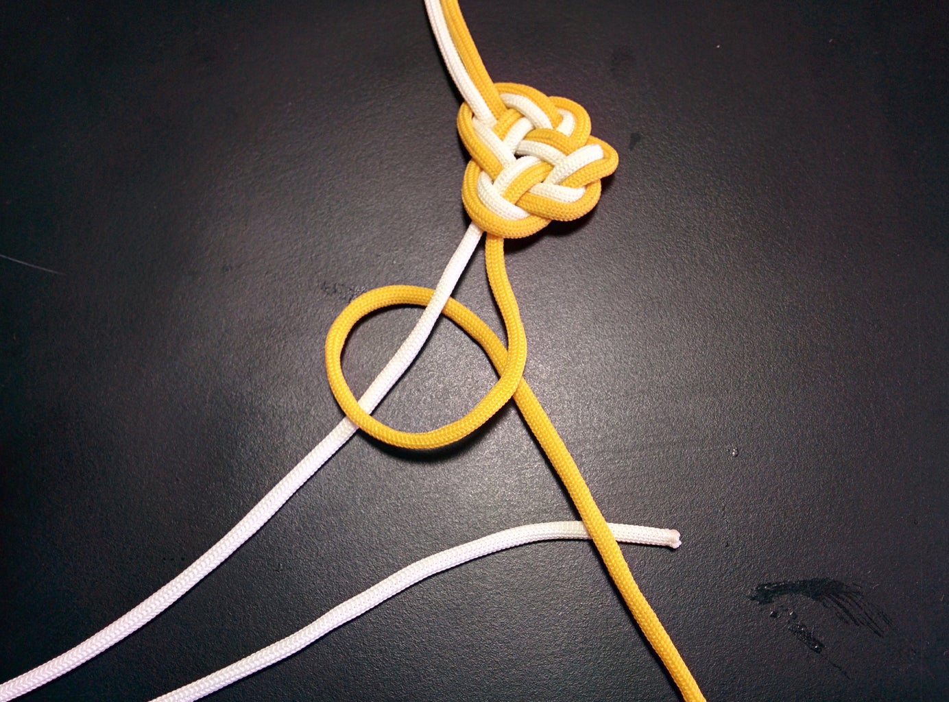 Making the Necklace