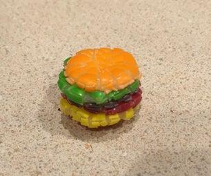 Skittle Hamburger