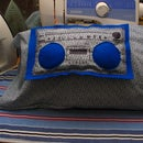 SewUseful Plushie Personal Boom-box / Goodnight Pillow