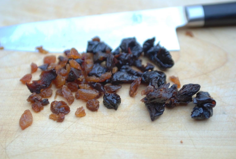 Fruit Chorizo - Meat Preparation 2