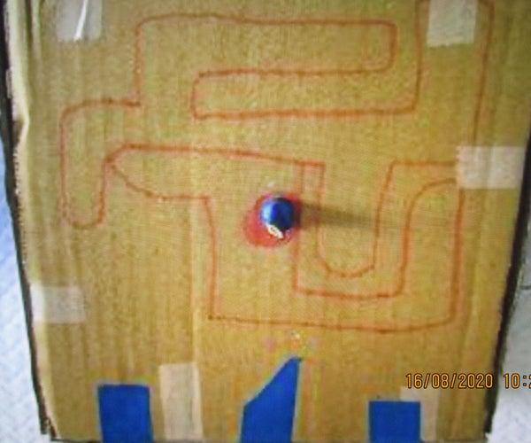 Magnet Puzzle