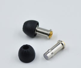 Make the Smallest Single Balanced Armature Earbuds in the World