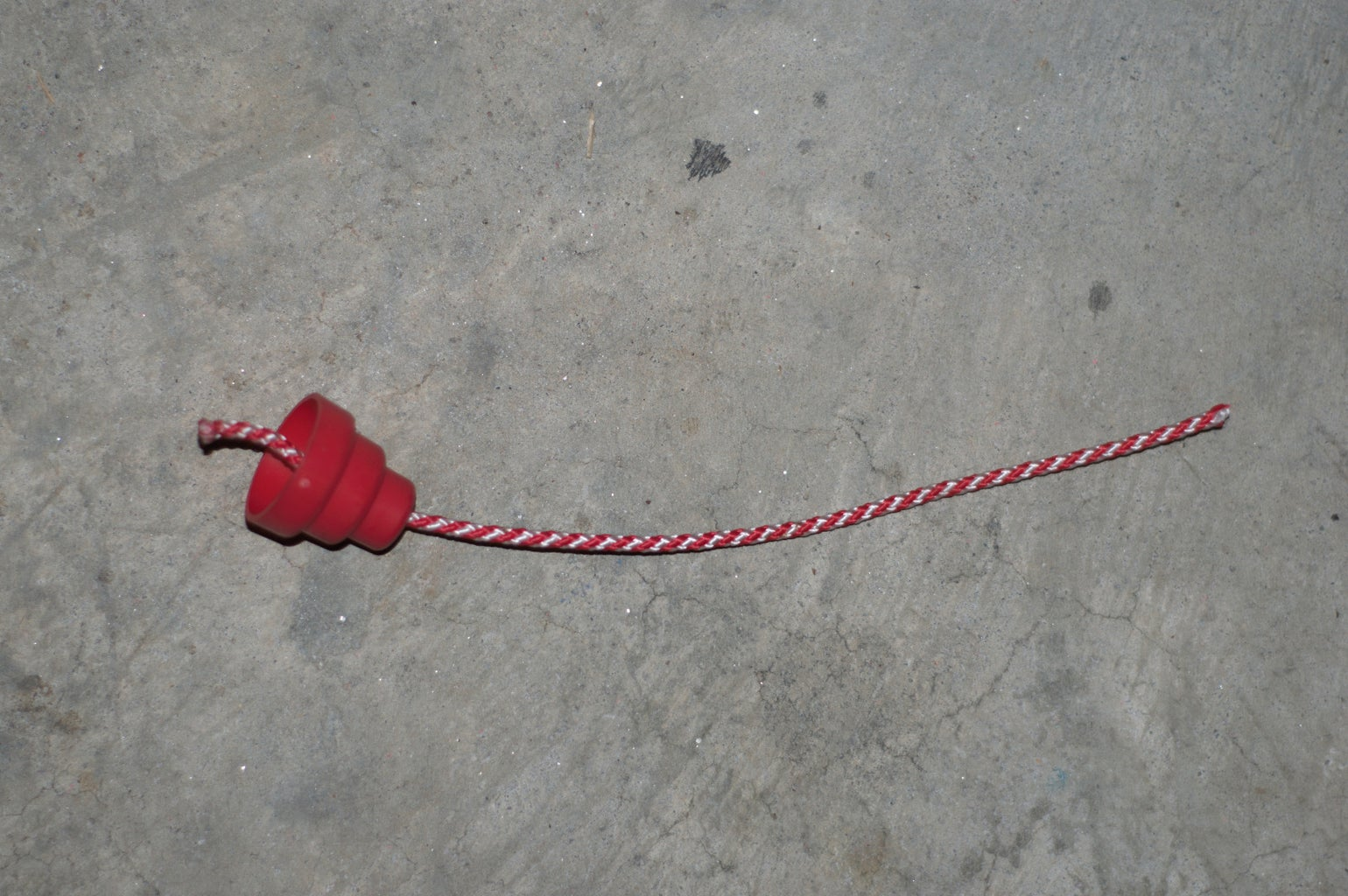 Consider Shortening the Pull Cord for the Release.