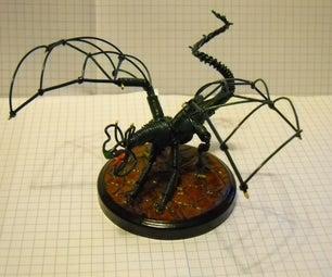 Wire Sculptures.