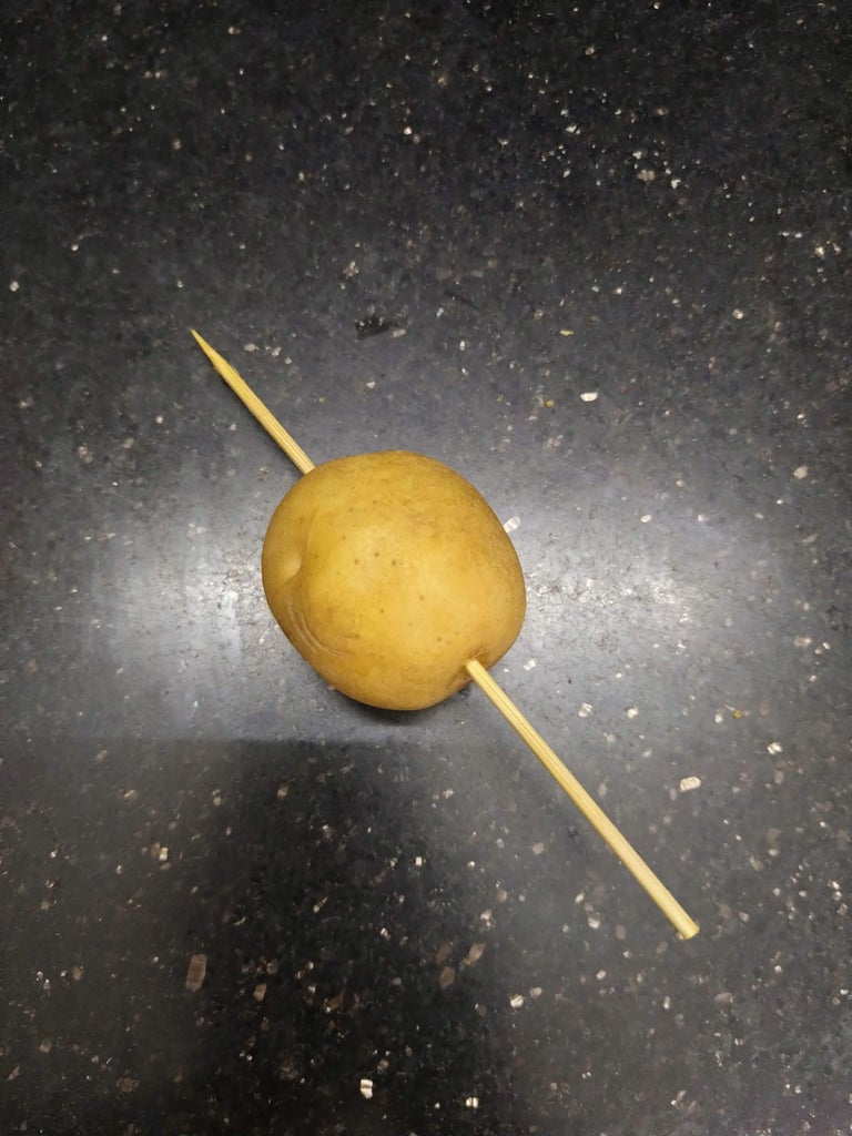 Let's Unroll Potato