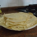 Crepe from scratch