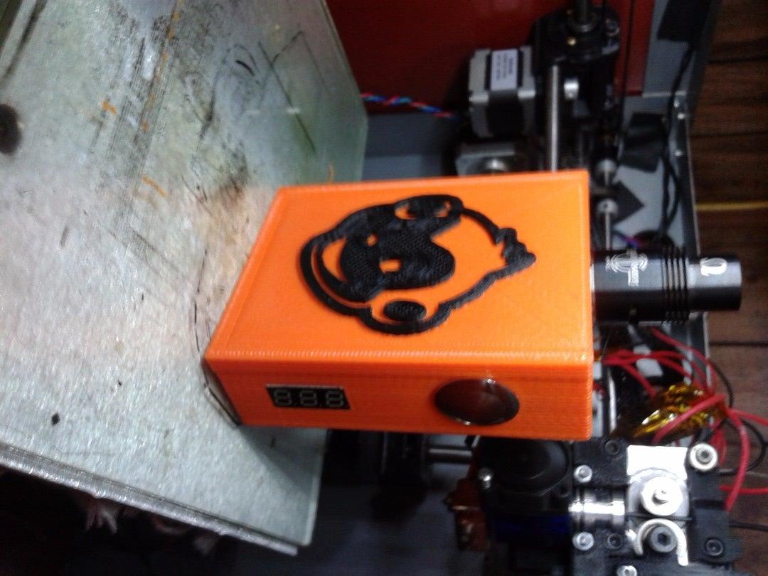 Bonzo Vapor Mod Box