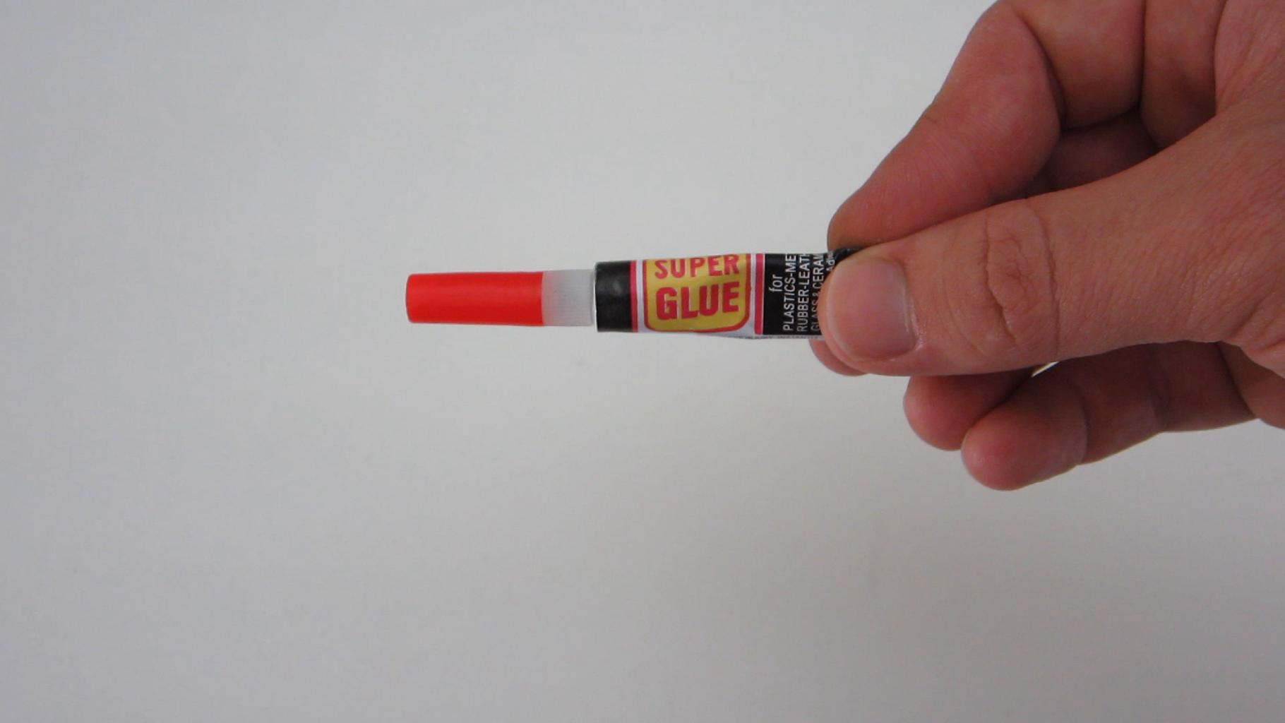 Background: Super Glue (cyanoacrylate)