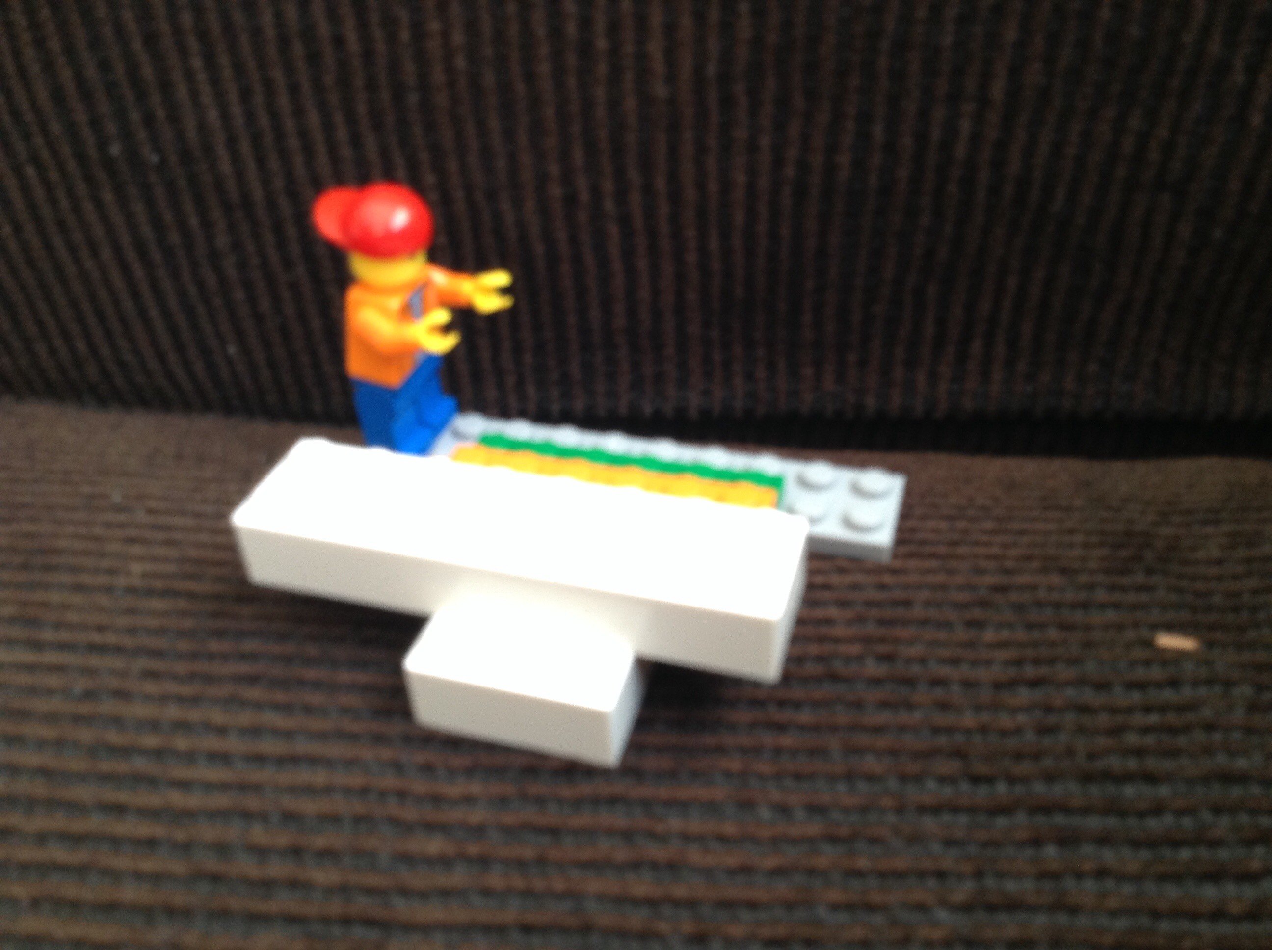 Lego:How to make stairs