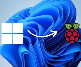 Install and Use Windows 11 on Raspberry Pi With Wifi!