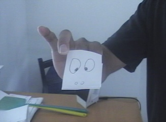 How To Make A Paper Puppet In Under 90 Seconds!