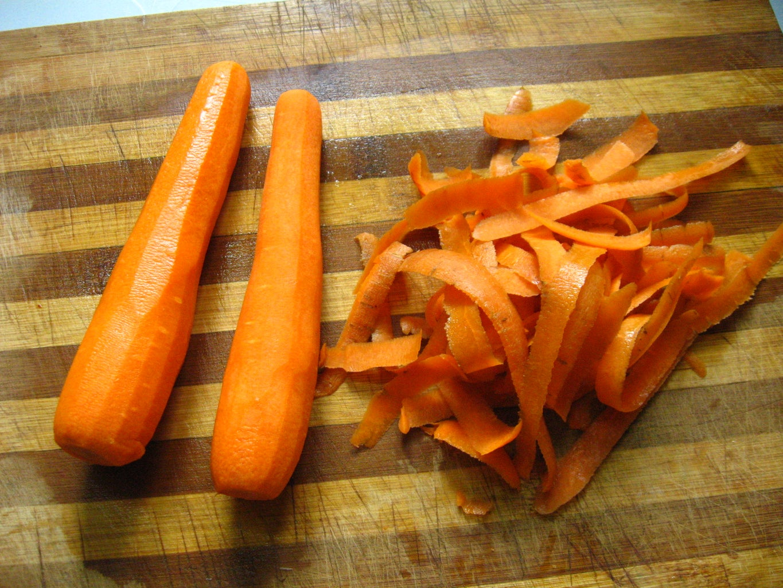 Make Carrot Paste