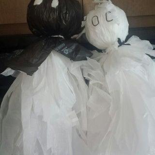 Garbage Bag Ghosts