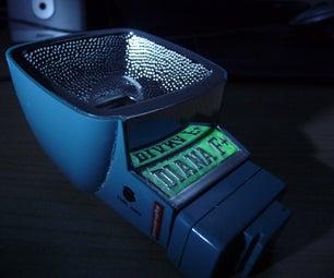 Glow-in-the-dark Lomography Flash