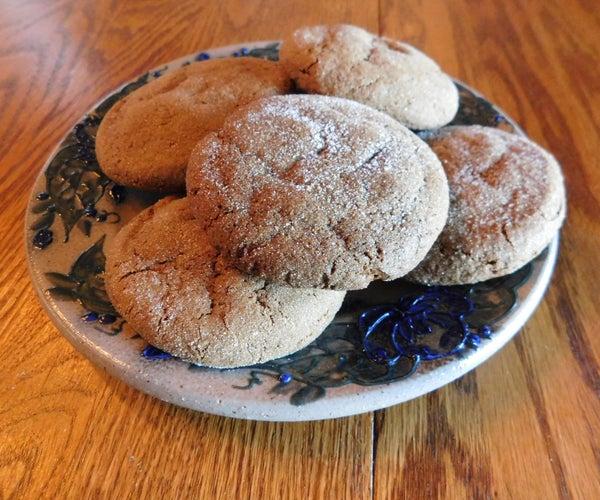 Joe Frogger's Cookies, C. 1800