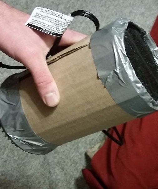 Simple and Cheap Homemade Air Filter