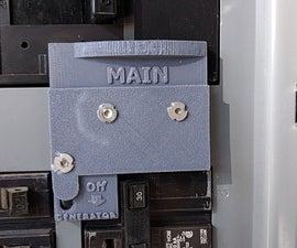 Utility - Generator Panel InterLock