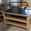 Mobile Workbench / Outfeed Table