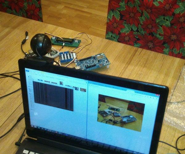 Intel Edison IP Webcam