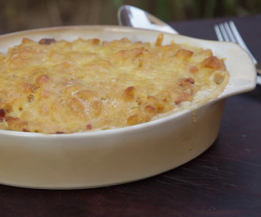 How to Cook BBQ Mac and Cheese