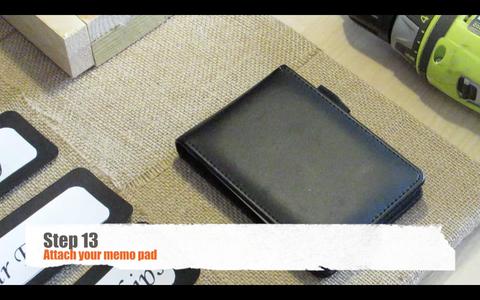 Adding a Notepad