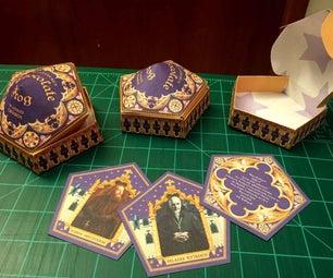 Honeyduke's Chocolate Frog Cards
