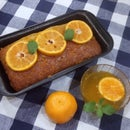Zesty Orange Loaf Cake
