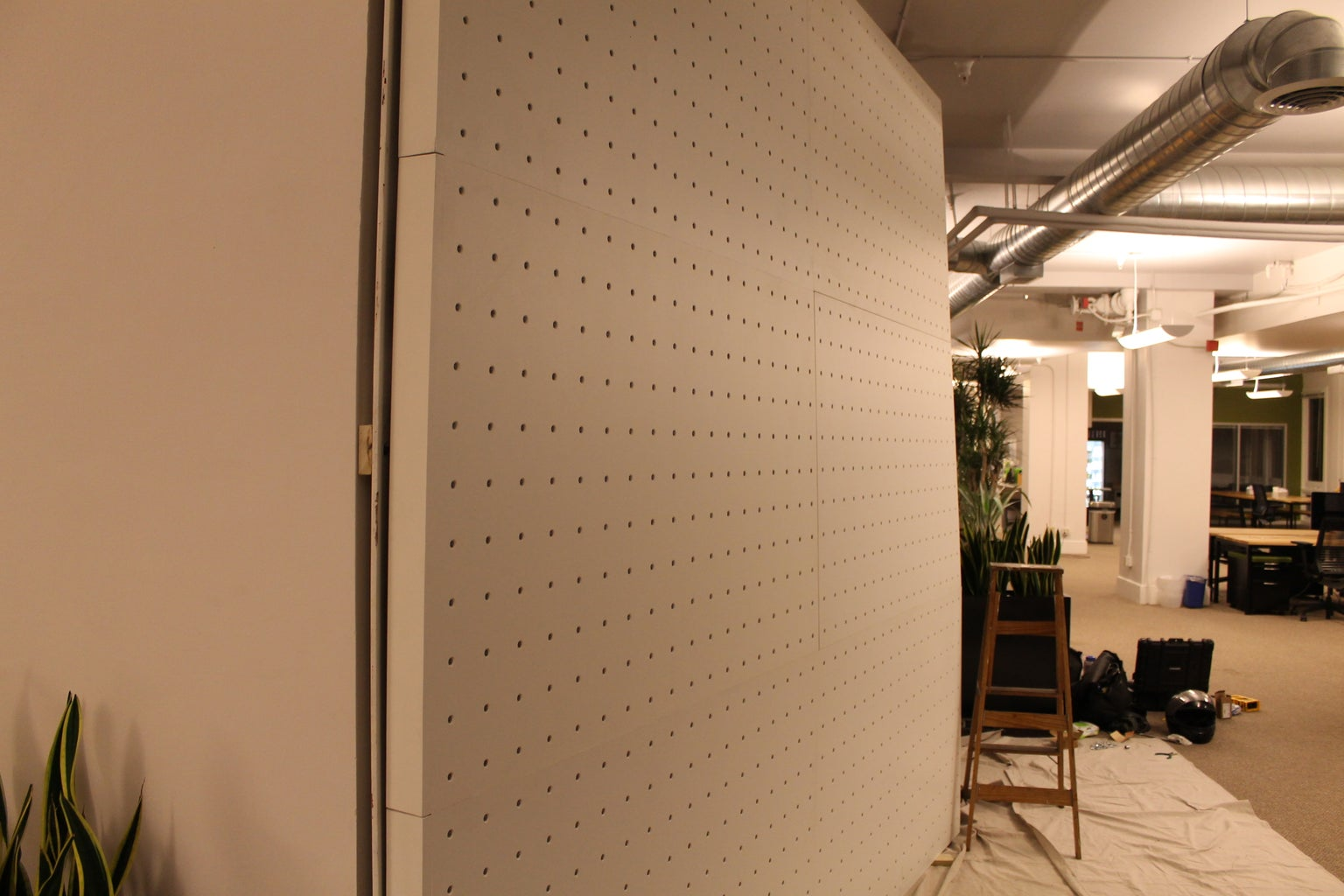 Assemble and Complete Wall Configuration