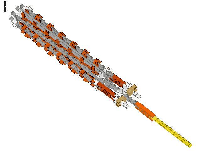 mini knex launcher
