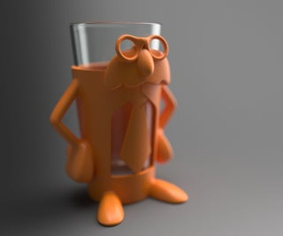 Professor Pint - Add Fun and Accessibility to Your Drinking!