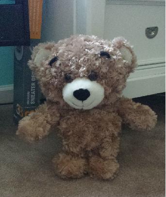 How to Build Your Own Animatronic Teddy Bear