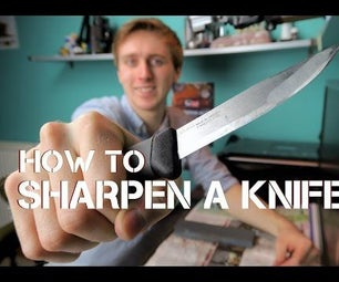 How to Sharpen Your Knife Using a Whetstone   Tips & Tricks