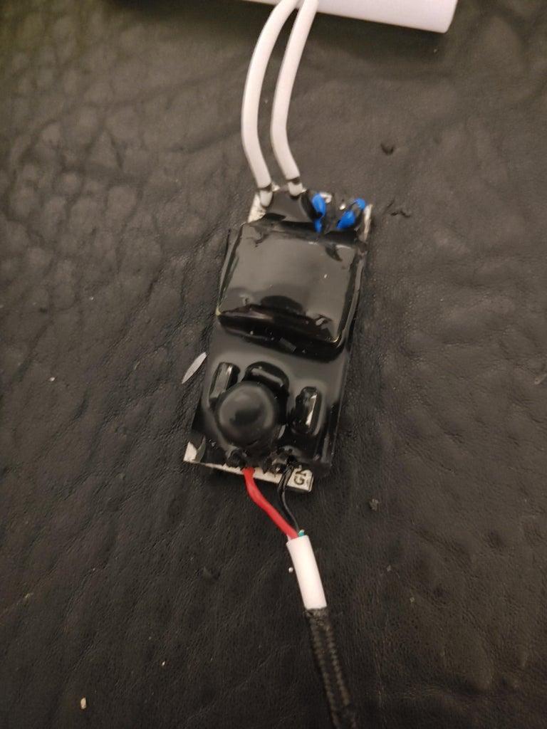 Modifying the Electronics(input Side)