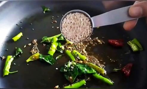 Add Sesame Seeds