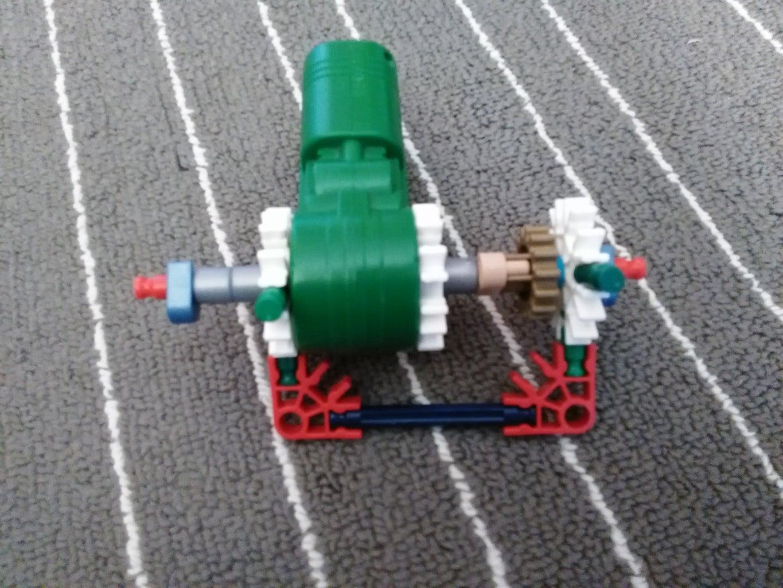 Step 2 - Motor