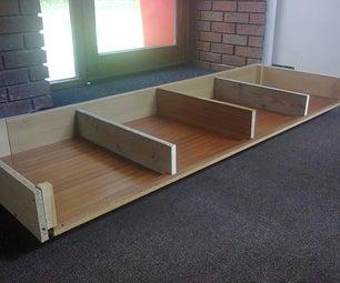 Under-bed Storage Unit