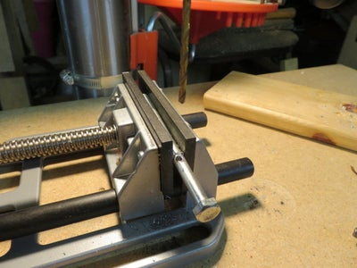 Machining (hole Drilling)