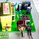 Adjustable Voltage DC Power Supply Using LM317 Voltage Regulator