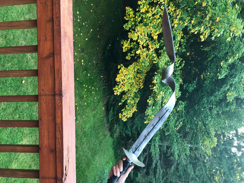 Man of La Mancha Crooked Sword