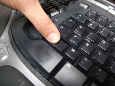 Put Key Back in the Keyboard