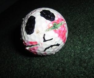 Golf Ball Pick Holder Prototype