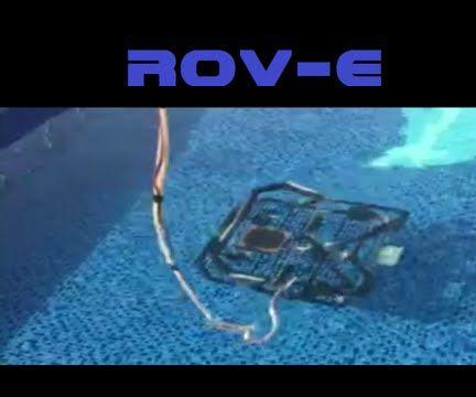 ROV-E   RC Tank-less Submarine