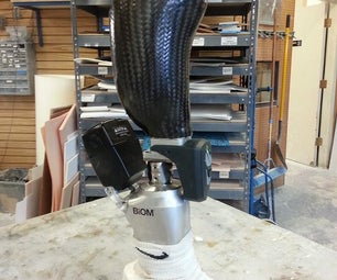 How a Prosthetic Leg Is Made!