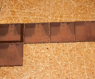Laser-etched Chocolate