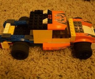Cool Lego Truck